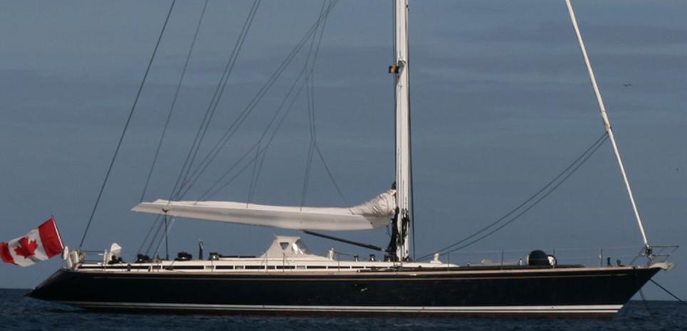 La Forza Del Destino Charter Yacht