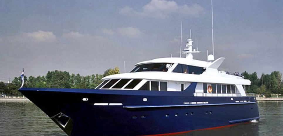 Pallada Charter Yacht