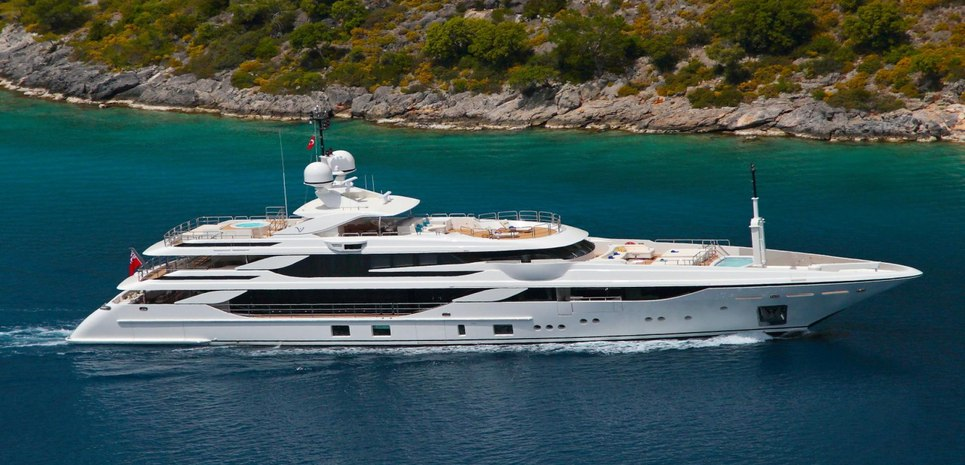 Vica Charter Yacht