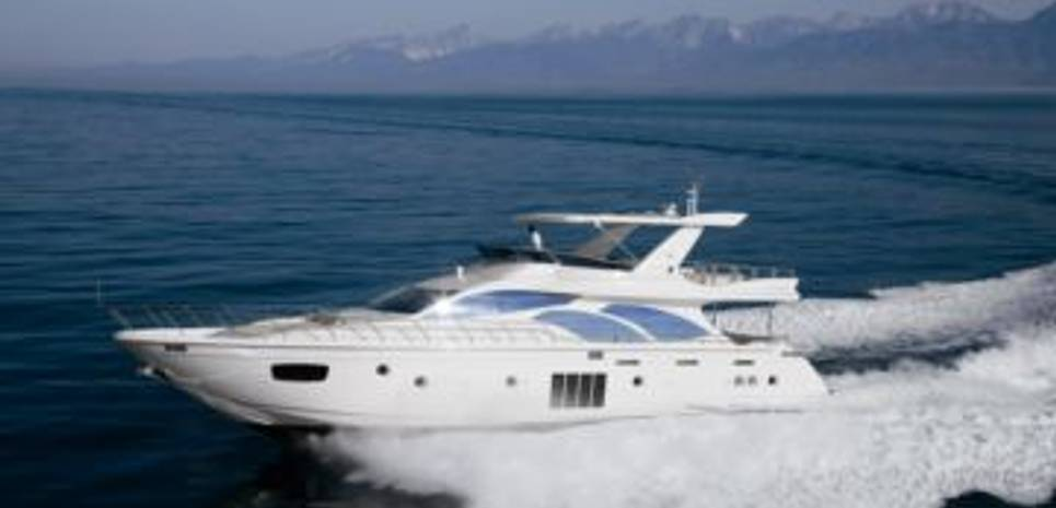 Own the Night Charter Yacht