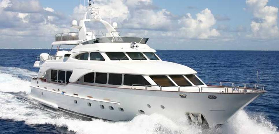 Nema Charter Yacht