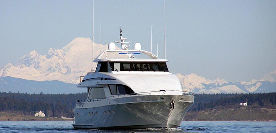 Little Goose Charter Yacht