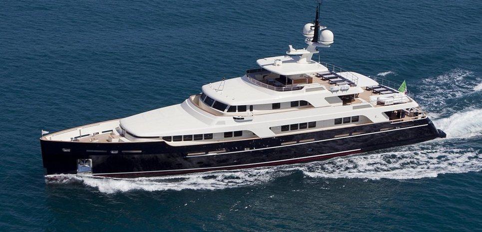 Magari Charter Yacht