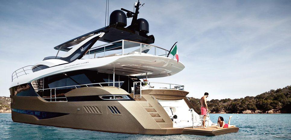 Zalanka Charter Yacht