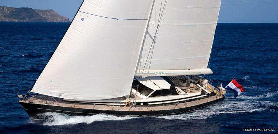Icarus Charter Yacht
