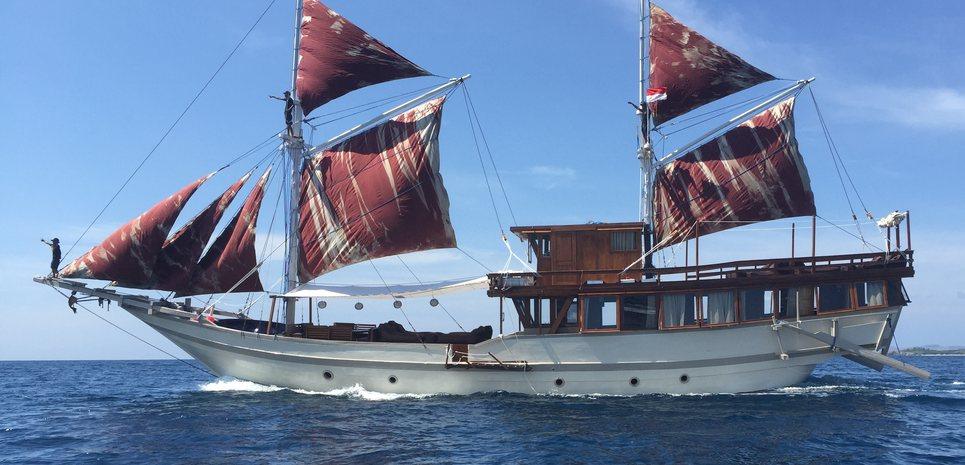 Nyaman Boat Charter Yacht