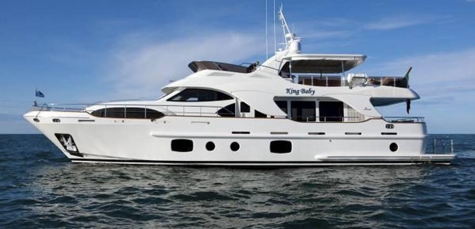 Rose of Kingston Charter Yacht