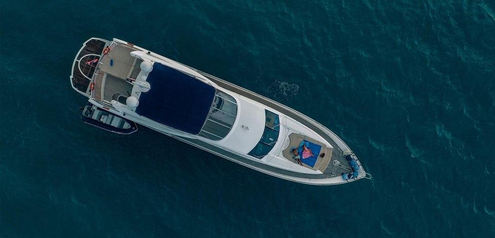 Major Affair Charter Yacht