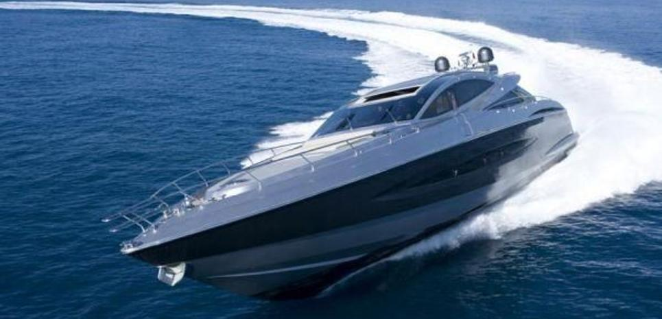 Canados 90 Open Charter Yacht