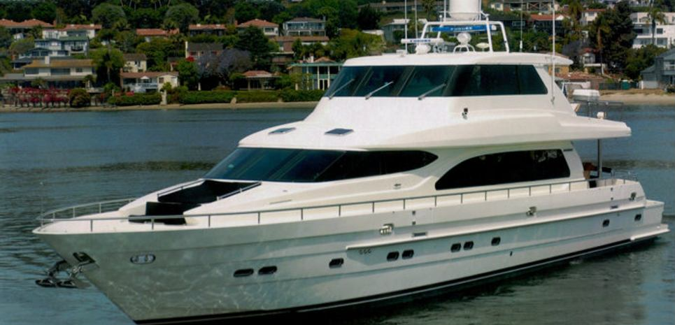 Four Captains Charter Yacht