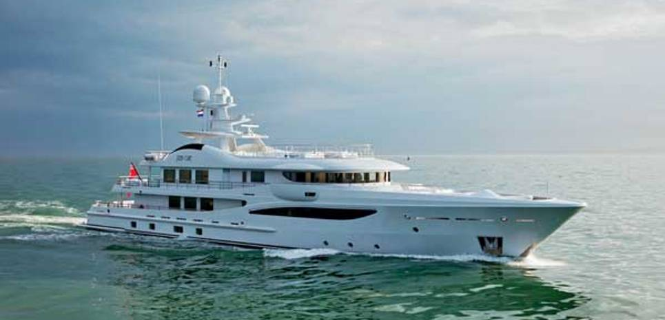 Step One Charter Yacht