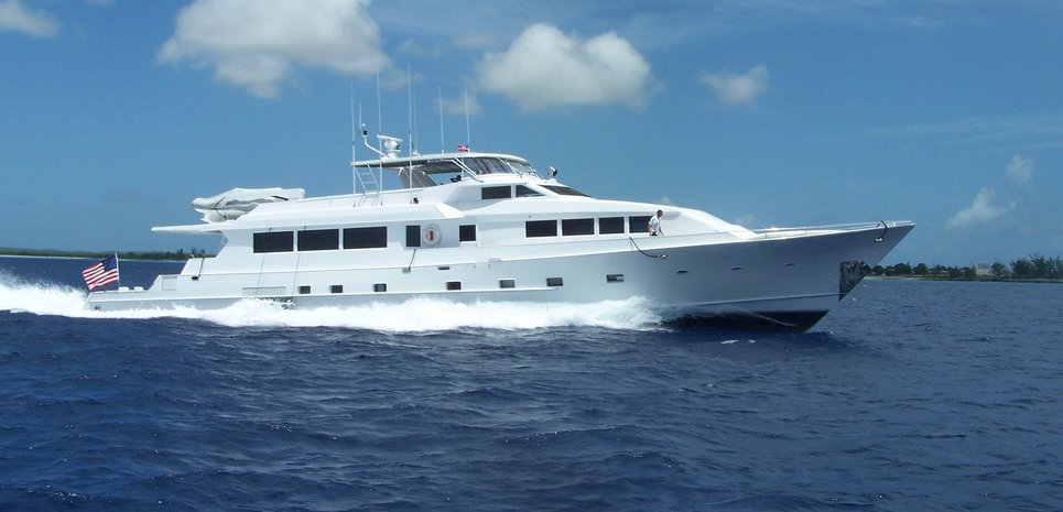 Blue Oceans Charter Yacht