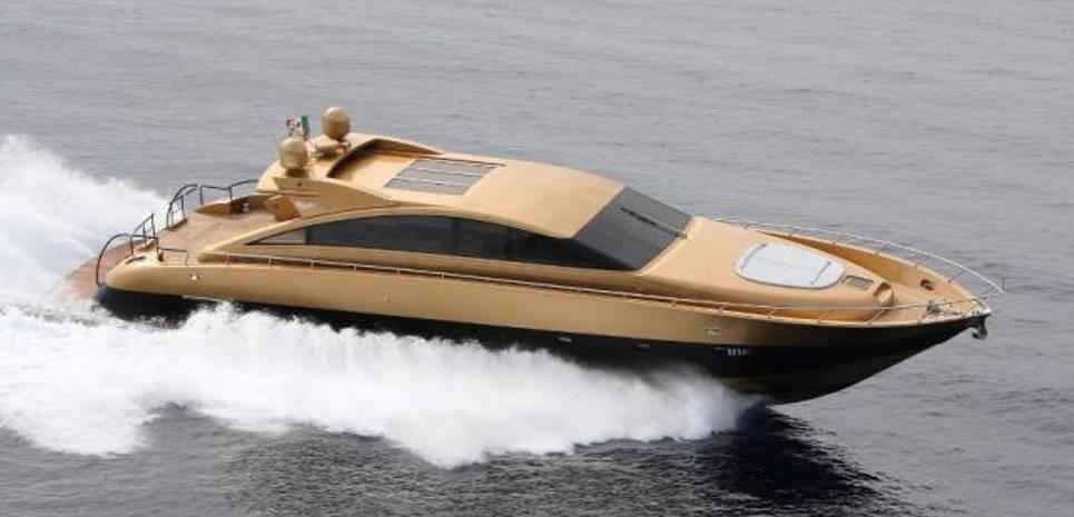 Mister Jingles Charter Yacht