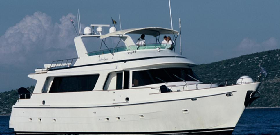 Caribbean Tigress Charter Yacht