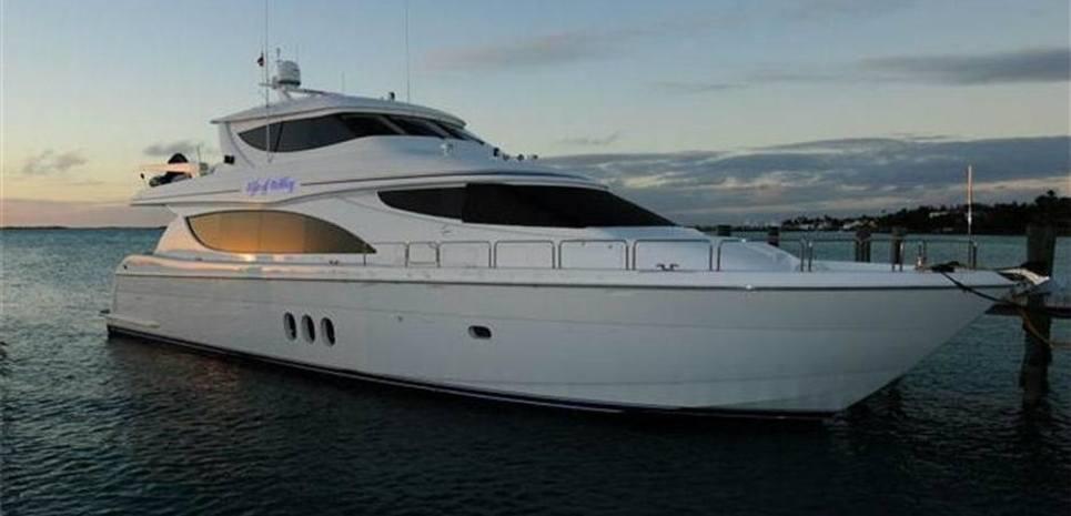 Vickie B Charter Yacht