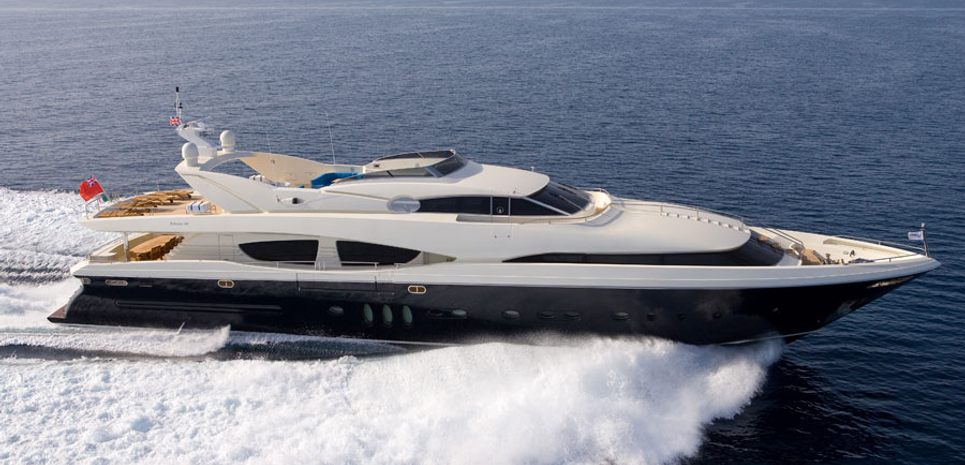 Famare Charter Yacht