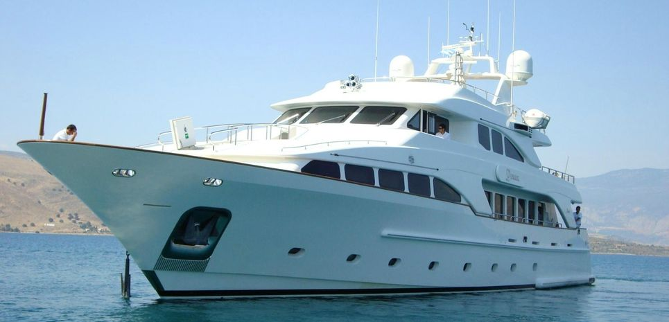 Domani Charter Yacht