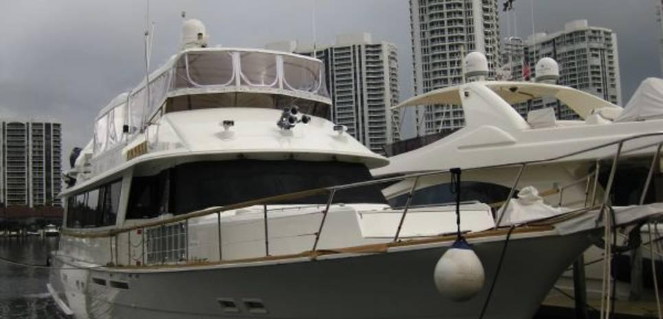Ty-Kuhn Charter Yacht