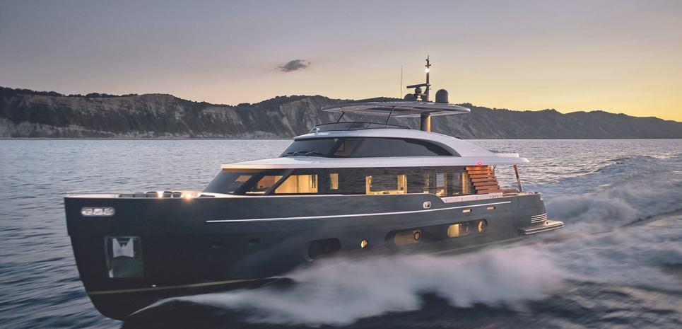 Jakat Charter Yacht