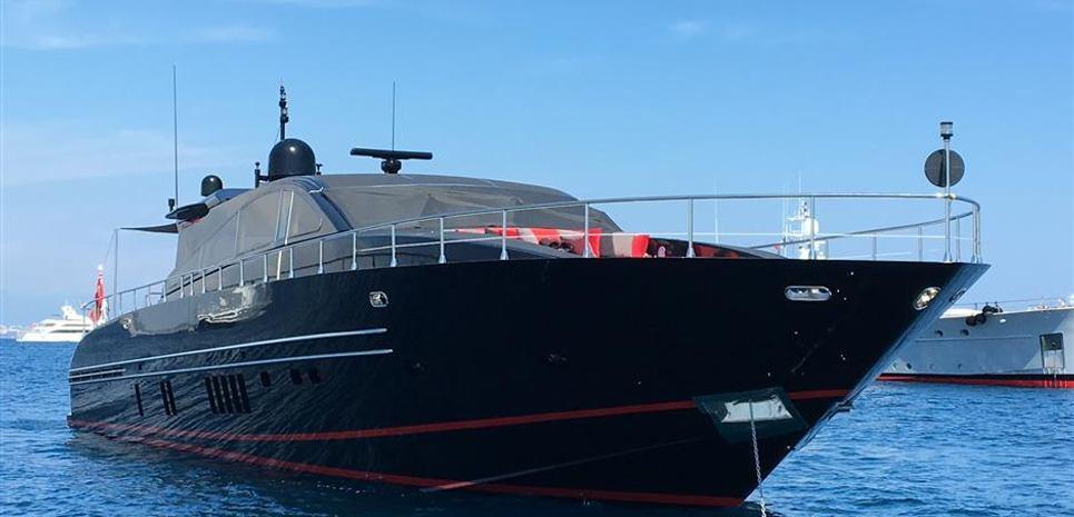 Mysven Charter Yacht