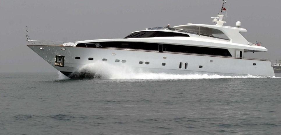 Admiral XL Charter Yacht