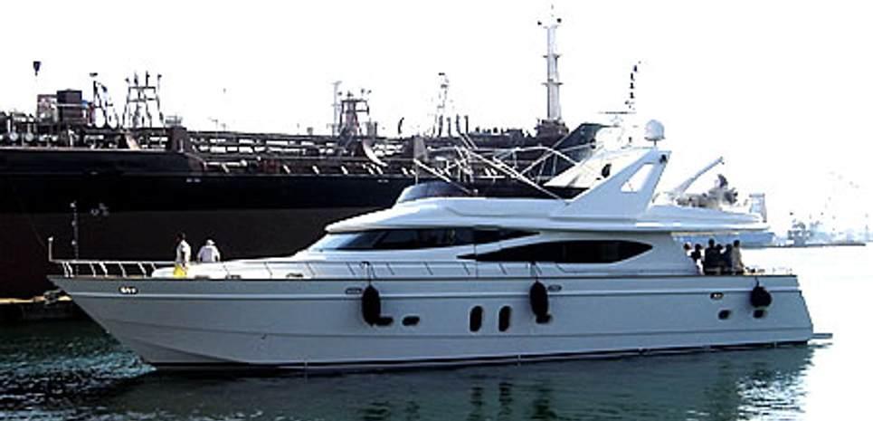 Larissa Charter Yacht