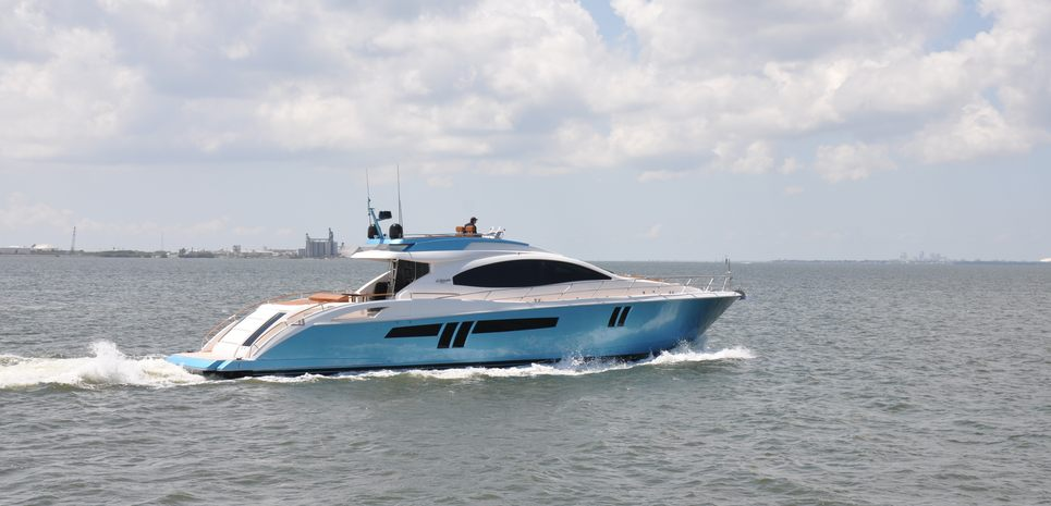North South Latitude Charter Yacht