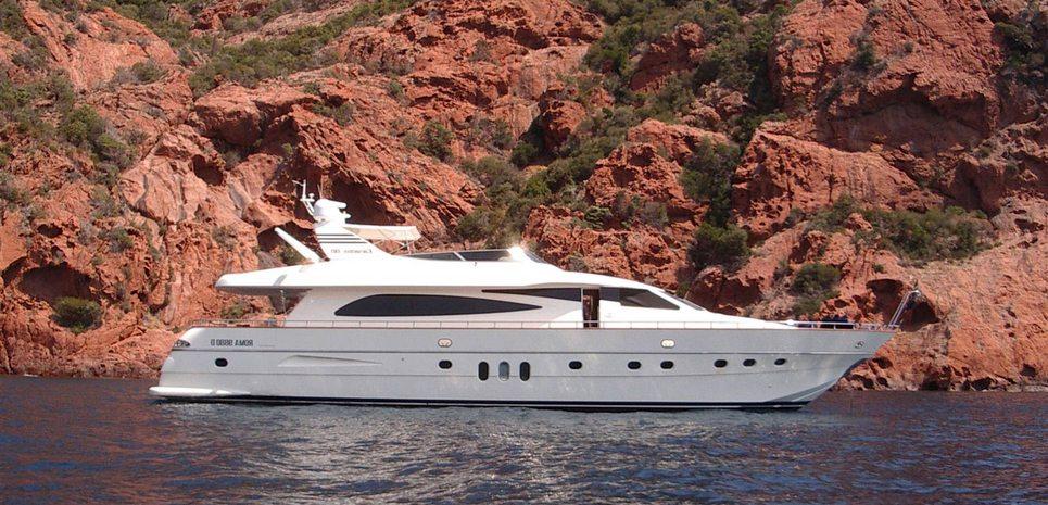 Lionheart Delta Charter Yacht