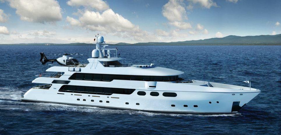 Christensen Hull #38 Charter Yacht