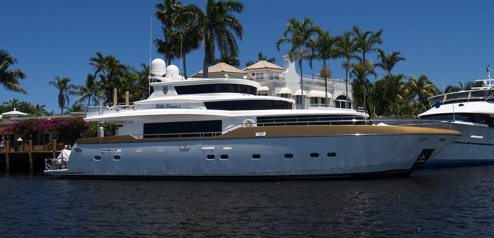 Bella Donna  Charter Yacht