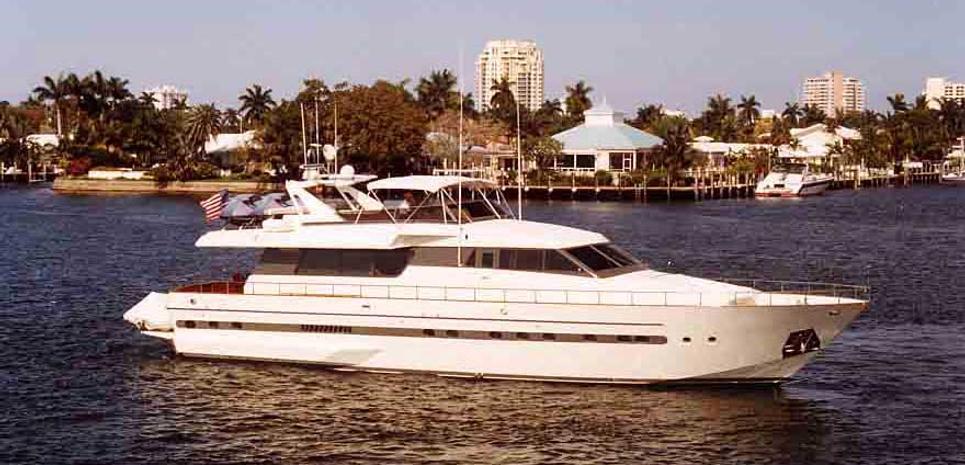 Meditacion Charter Yacht