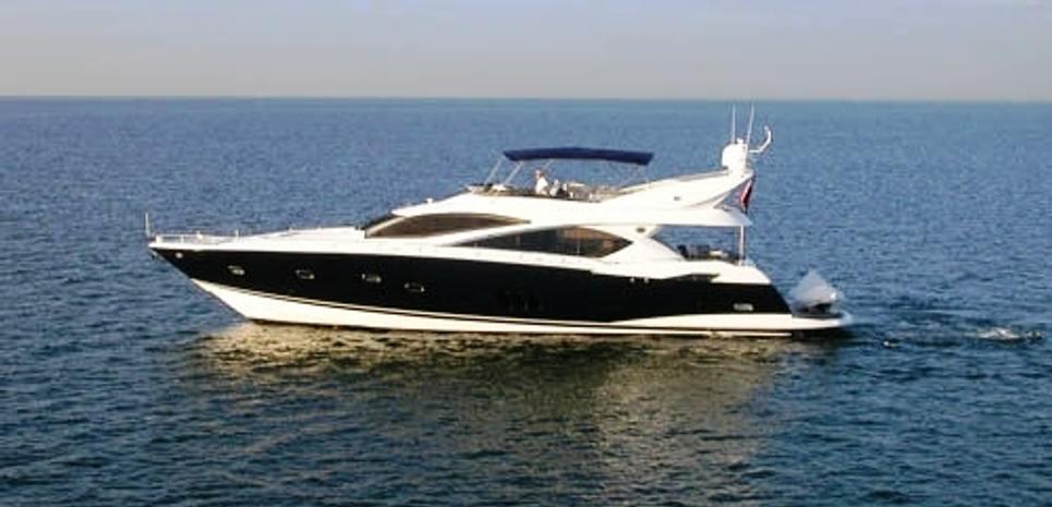 Luis Fernando Charter Yacht