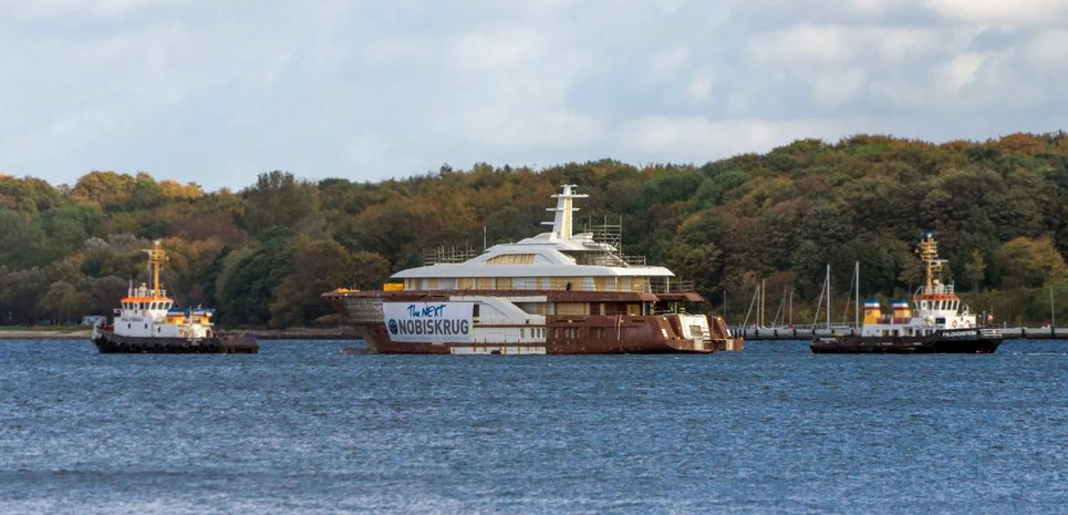Nobiskrug 795 Charter Yacht