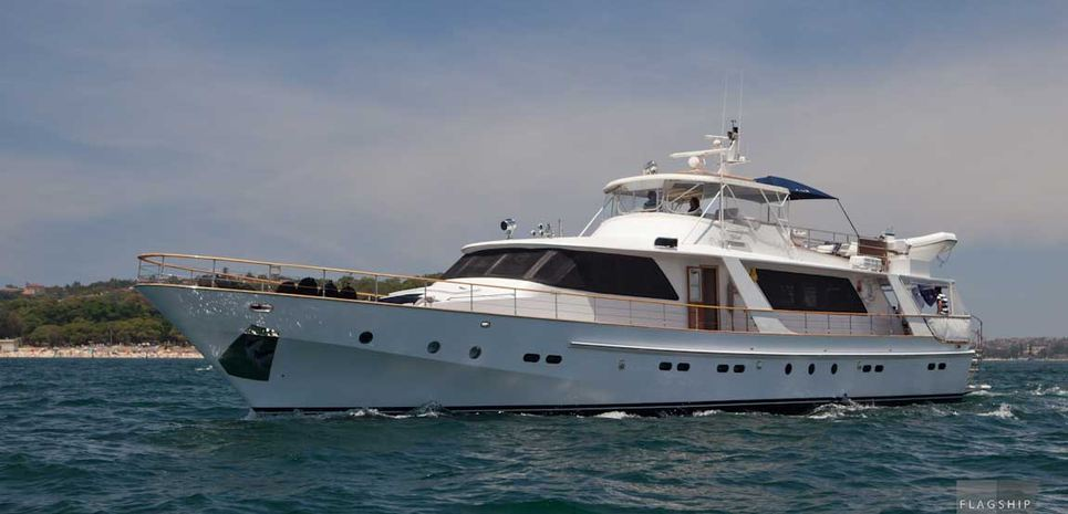 The Boat Charter Yacht