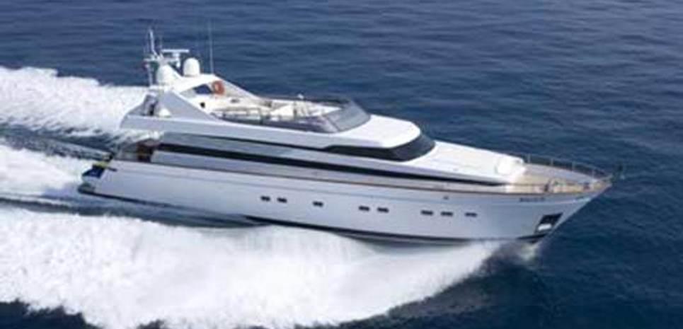 Chams Charter Yacht