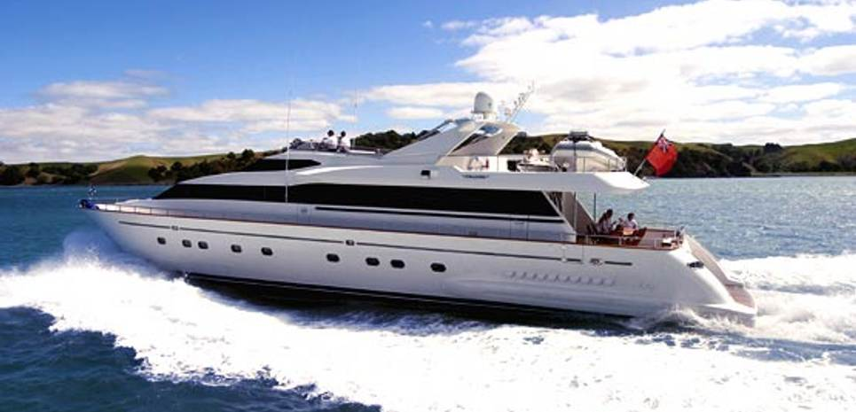 Liberte IV Charter Yacht