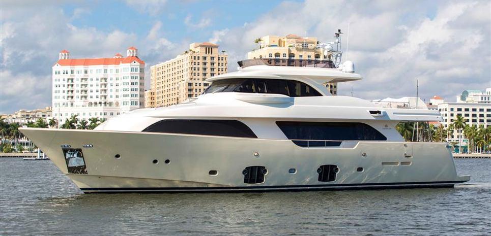 Slainte III Charter Yacht
