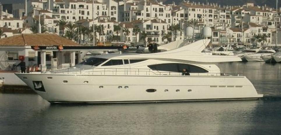 Alameda III Charter Yacht
