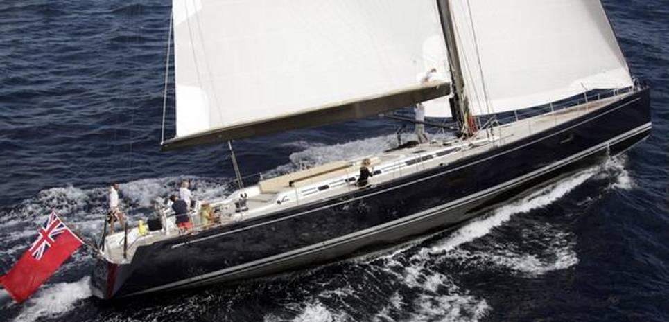 Berenice Cube Charter Yacht