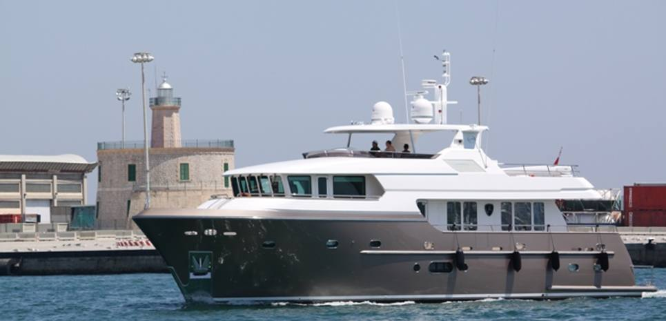 Tiger Rose Charter Yacht