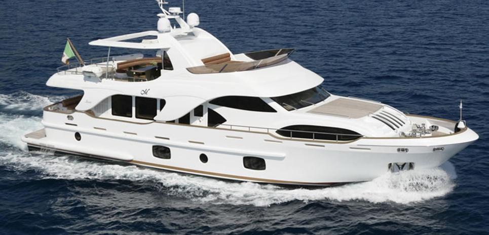 Malandrino Charter Yacht