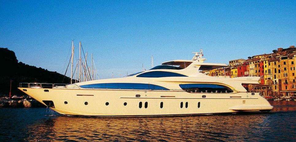 Kasioca Charter Yacht