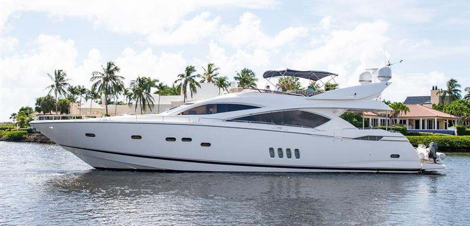 My Medicine Charter Yacht