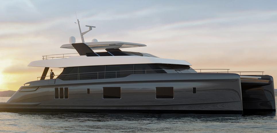 Sunreef 100/ 01 Charter Yacht