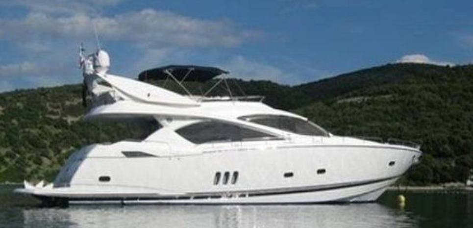 Harrys Game Charter Yacht