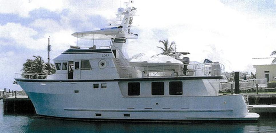 Lora Charter Yacht