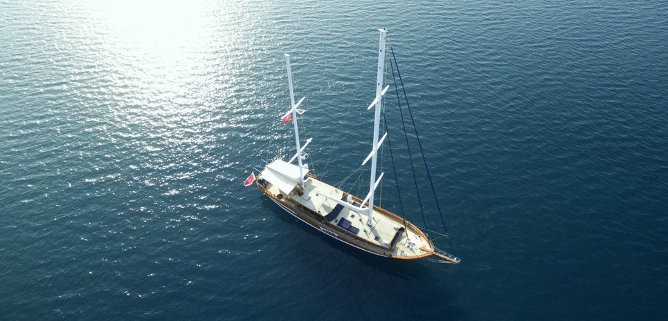 Queen of Datca Charter Yacht
