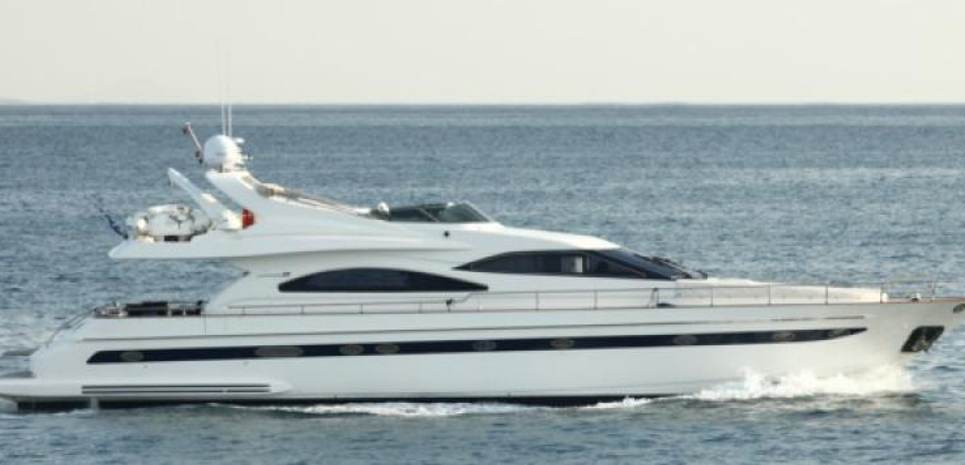 Ilina I Charter Yacht