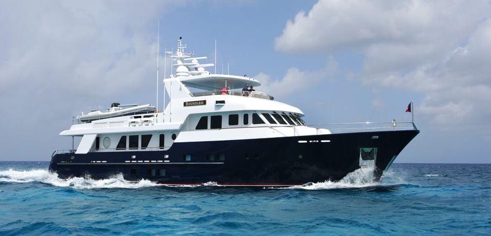 Anodyne Charter Yacht