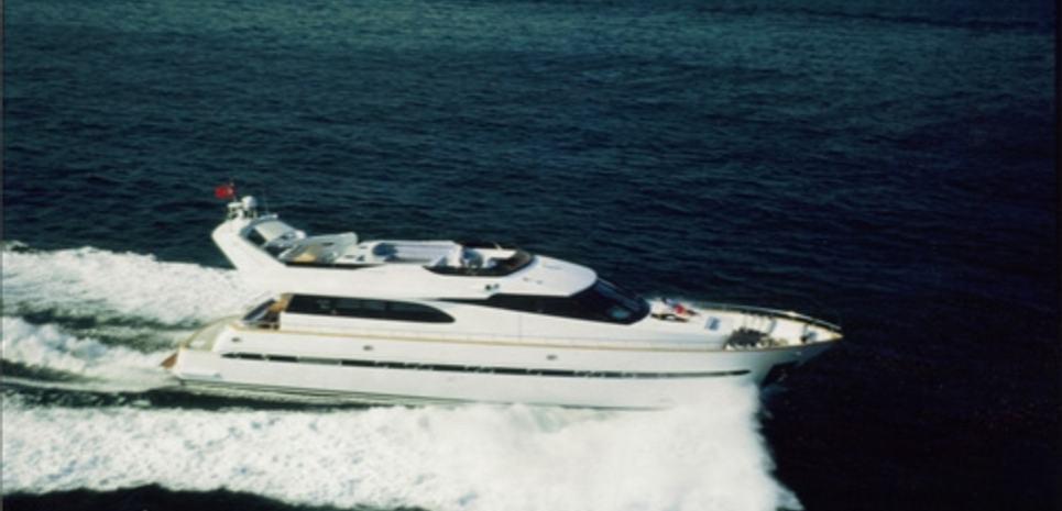 T.J Sunshine Charter Yacht